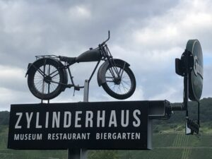 Hinweis Zylinderhaus